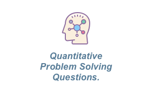 PAF Test Quantitative Problem Solving Questions